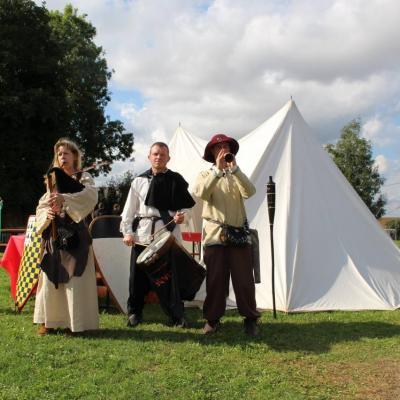 1015-2015 - Croix Moligneaux a fêté ses 1000 ans