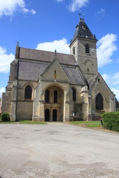 Eglise Entrée lateralle