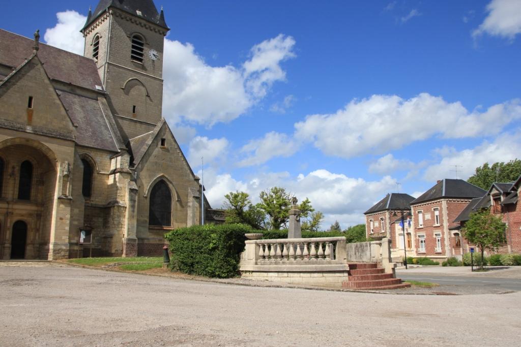 Eglise et place